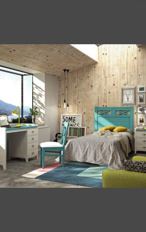 Dormitorios Juveniles REF-023