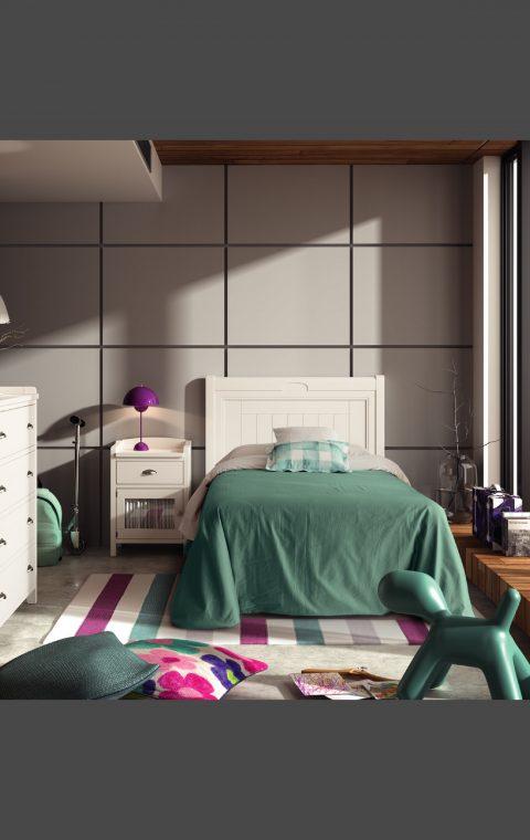 Dormitorios Juveniles REF-027