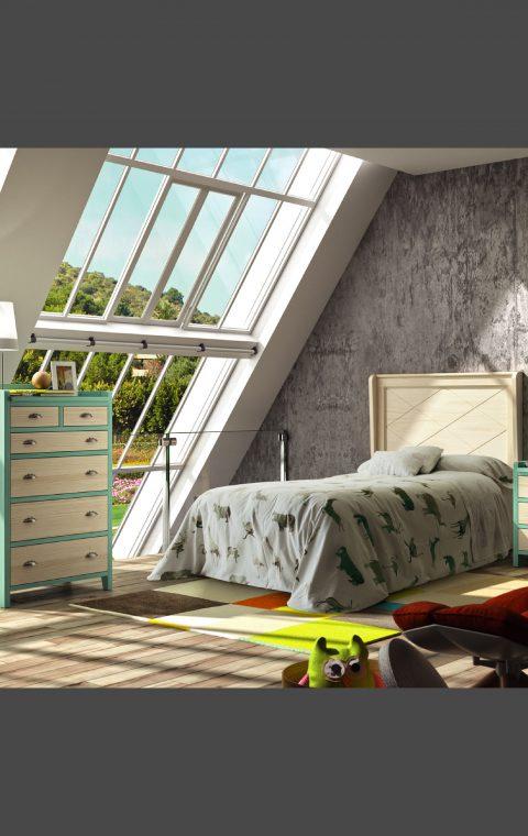 Dormitorios Juveniles REF-028