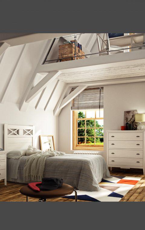Dormitorios Juveniles REF-031