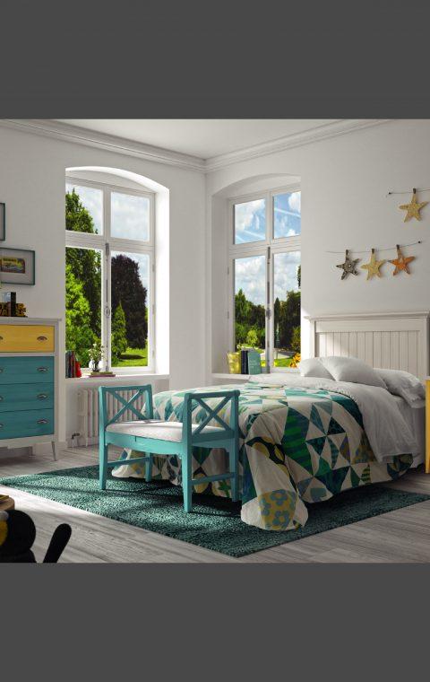 Dormitorios Juveniles REF-032