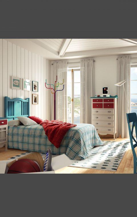 Dormitorios Juveniles REF-036