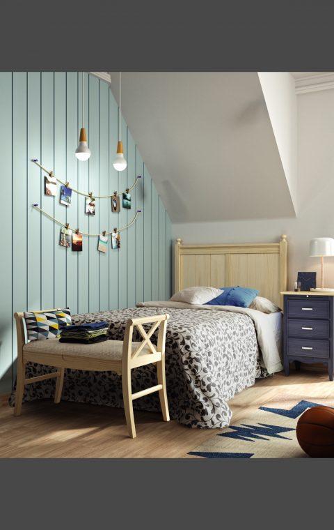 Dormitorios Juveniles REF-039