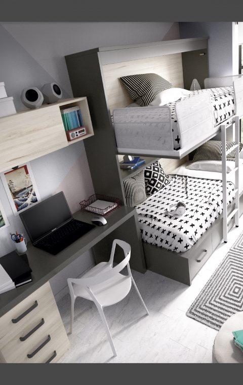 Dormitorios Juveniles REF-089