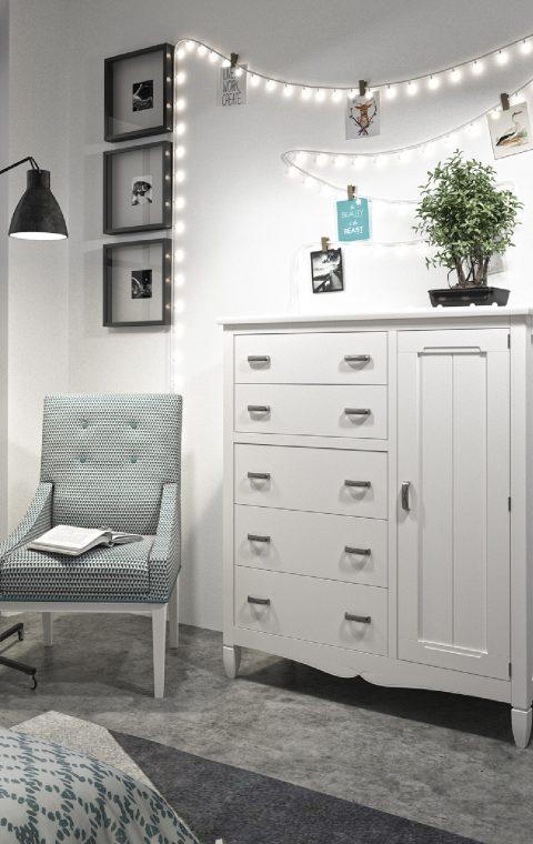 Dormitorio Matrimonial REF-113