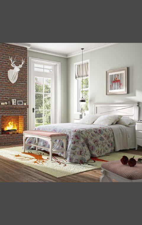 Dormitorio Matrimonial REF-142