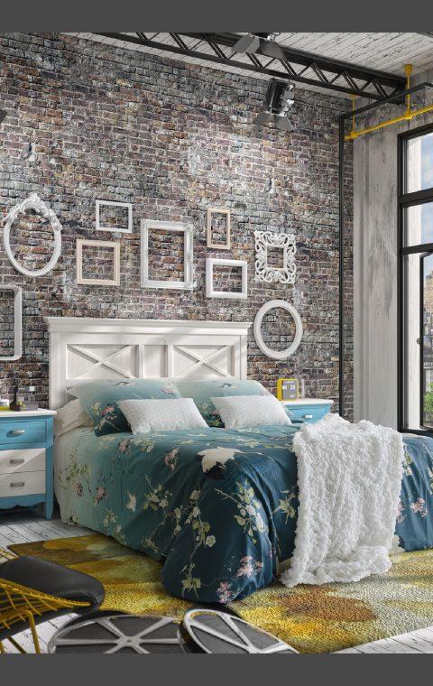 Dormitorio Matrimonial REF-111