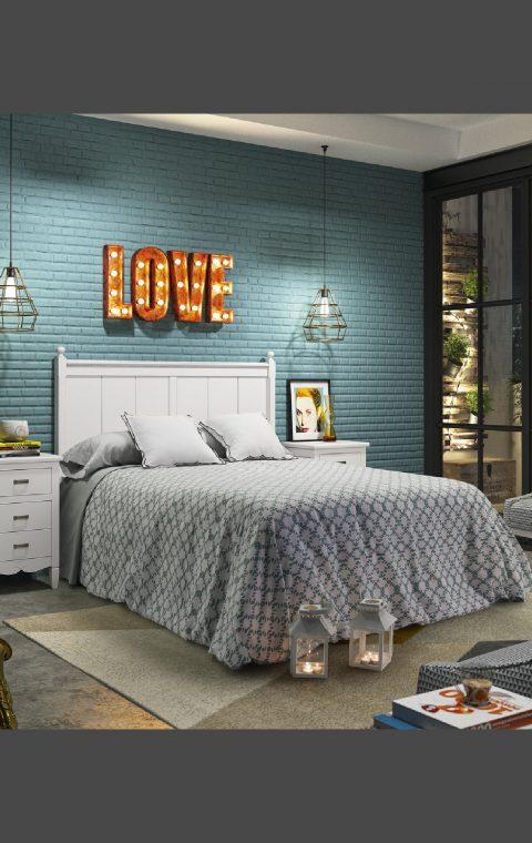 Dormitorio Matrimonial REF-112