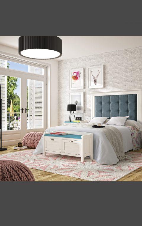Dormitorio Matrimonial REF-114