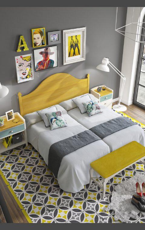 Dormitorio Matrimonial REF-117