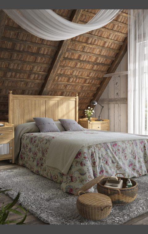 Dormitorio Matrimonial REF-119