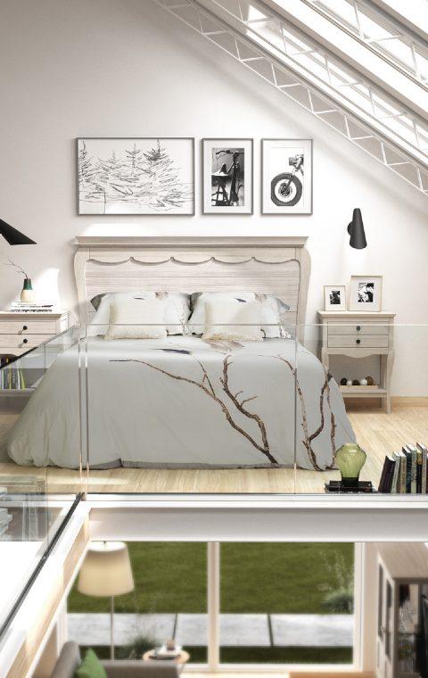 Dormitorio Matrimonial REF-134