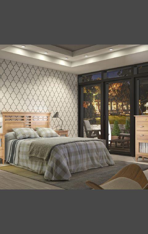 Dormitorio Matrimonial REF-137