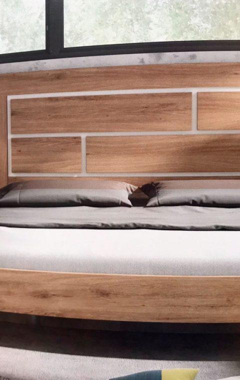 Dormitorio cabecero y 2 mesitas de noche REF-158