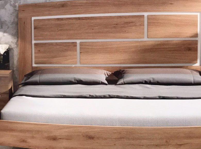 Dormitorio cabecero y 2 mesitas de noche